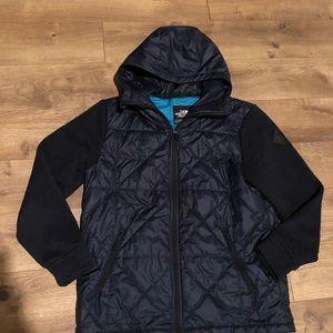 The North Face men's coat sz large